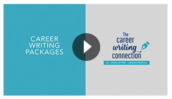Career writing packages video