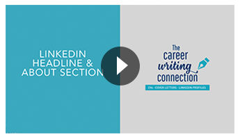 Linkedin headline & about section